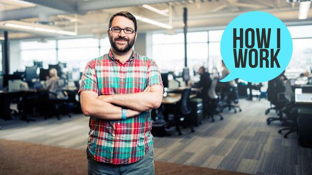 コミュニケーションツール「Slack」でCTOを務めるカル・ヘンダーソンさんの仕事術