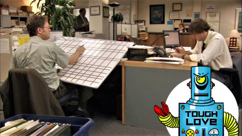 いばり散らす同僚を永久に黙らせるテクニック