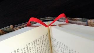 何度も読み返す愛読書には「備え付けしおり」が良いみたい【今日のライフハックツール】