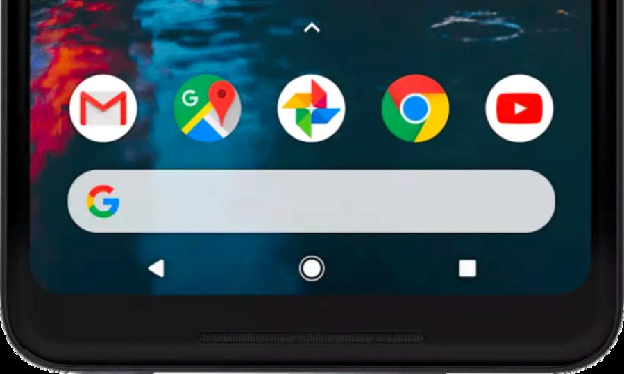 形も位置も自由自在。Googleの新型スマホPixel 2で新しい検索バーを使う方法