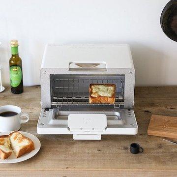 インテリア性と機能性を備えた「トースター5選」。焼きたての味を楽しもう