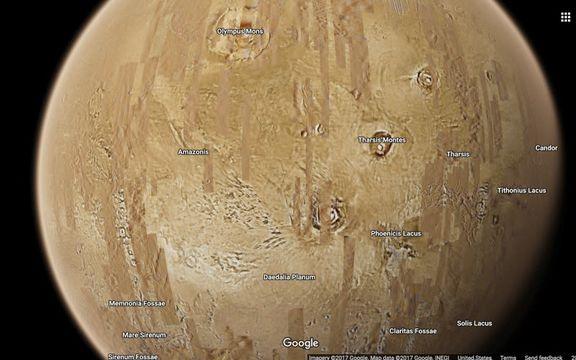 「Google マップ」のストリートビューで宇宙旅行ができるようになりました