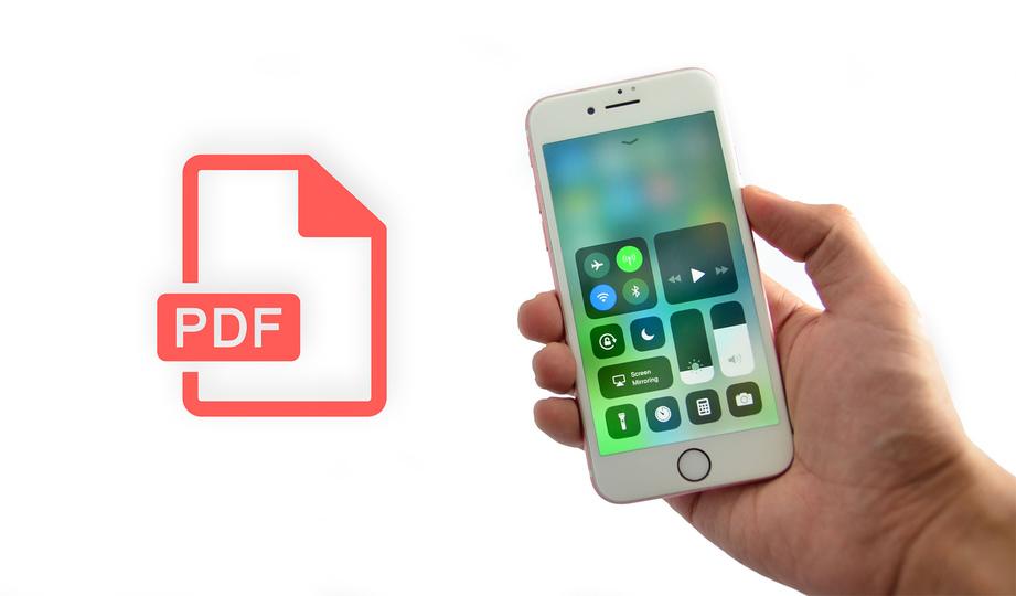 iOS 11で閲覧しているWebページをPDF化する方法