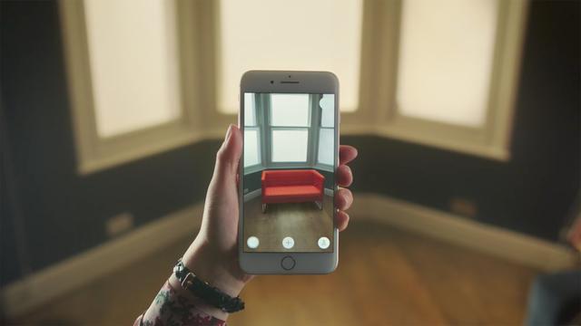 ARでIKEAの家具を自分の部屋に配置できるアプリ『IKEA Place』