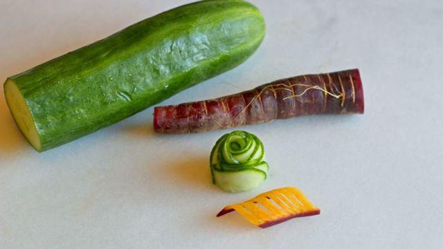 誰でも簡単! ゴミ箱行きの野菜を食卓の名脇役にする方法