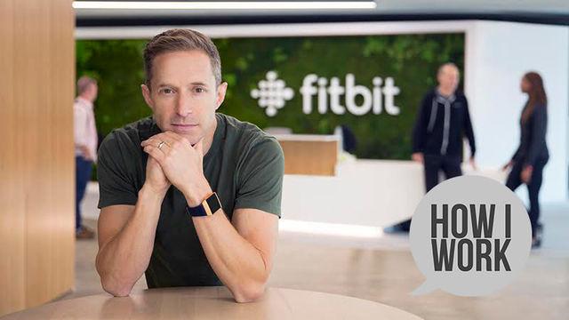 Fitbitのデザイン担当副社長、ジョナ・ベッカーさんの仕事術