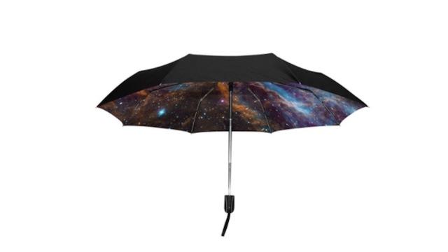 青空から銀河まで。内側デザインに景色が広がる「自動開閉折りたたみ傘」まとめ