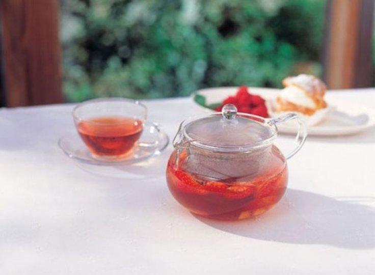 今日はお茶で気分転換。ちょっとの手間でいつもの休憩を変えるアイテム5選