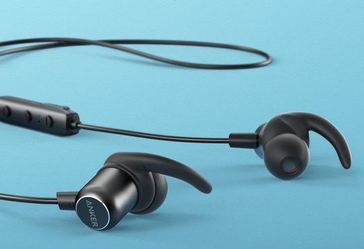 【本日販売開始】Ankerの人気スリムイヤフォンに新モデル。高音質化を果たした「SoundBuds Slim+」が本日限定1,000円OFFですよ