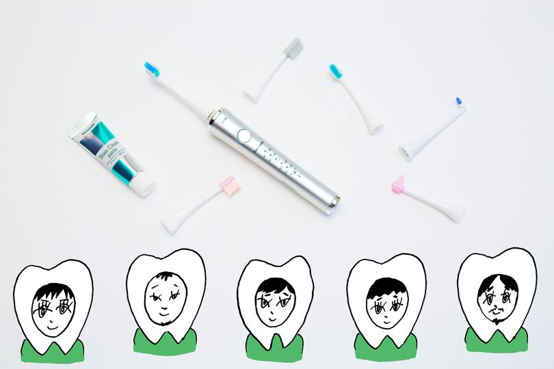 口(くち)ケア、五者五様。多様化する歯の悩みに全対応するツール
