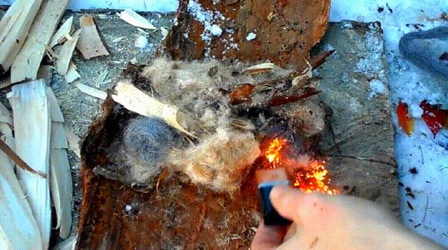 マッチやライターがなくても、屋外で火をおこすことができる意外な6つの道具