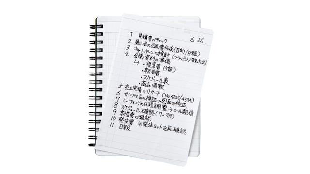 メモやタスク管理をもっとスマートに。ビジネスで使えるノートまとめ