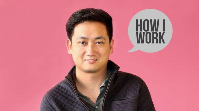 個人金融サイトNerdWalletの共同設立者、ティム・チェンさんの仕事術