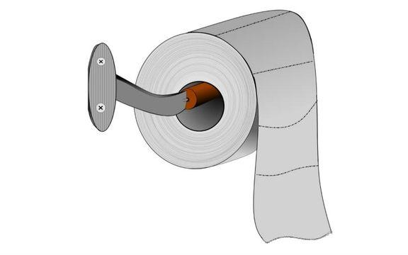 あなたはどっち派? トイレットペーパーの向きに科学的正解が示される