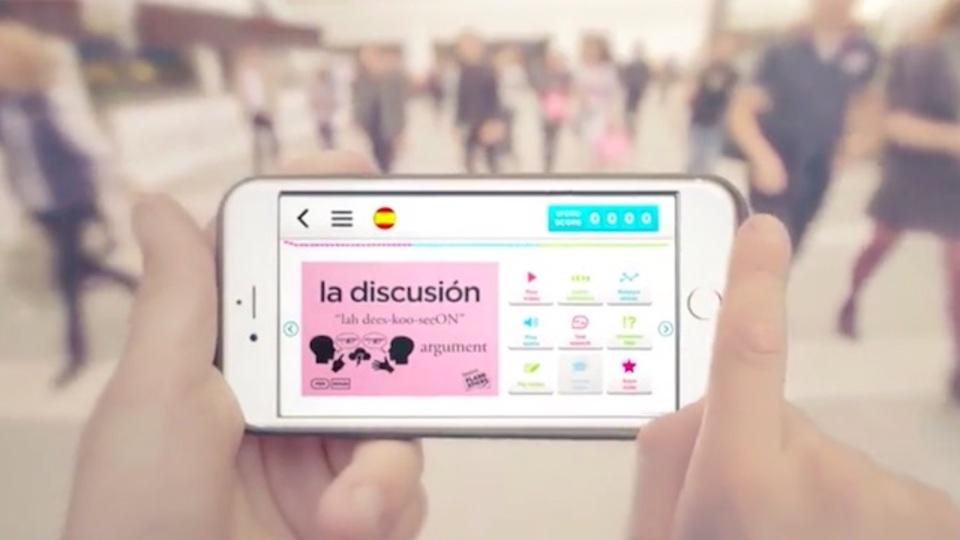 ARを使った新しい語学学習の形。英国企業が開発したポストイット「Flashsticks」