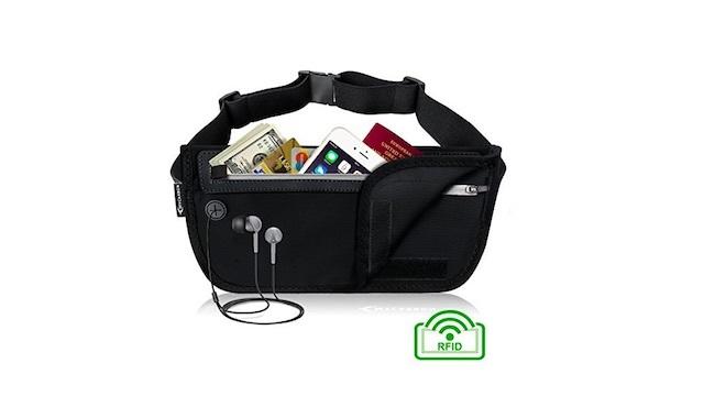 【本日のセール情報】Amazonタイムセールで80%以上オフも! スキミング防止薄型ウエストバッグやLEDセンサーライトがお買い得に