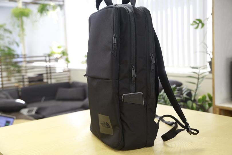 まるで宇宙空間。ザ・ノース・フェイスの「Shuttle Daypack」は物持ちのためのバックパックだ
