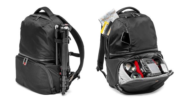 カメラが取り出しやすく多用途に対応できるバックパック型カメラバッグ【今日のライフハックツール】
