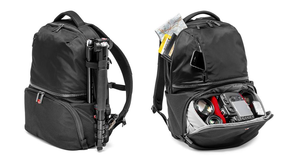 88d65e27fd カメラが取り出しやすく多用途に対応できるバックパック型カメラバッグ ...