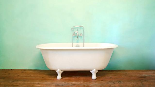 家にお客が来る前に1部屋だけ掃除するとしたらバスルームにする
