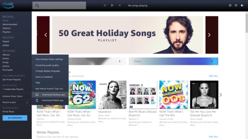 Amazon Music Storage サービスが終了へ。手遅れになる前にクラウドから曲を取り出す方法