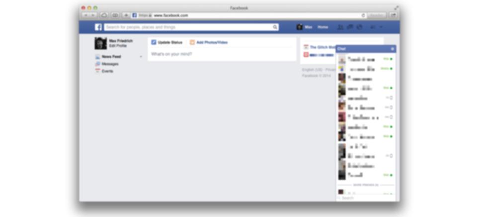 Facebookのニュースフィードから完全に情報を消すChromeの拡張機能「News Feed Eradicator」