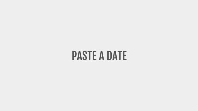 コピペでさまざまな日付フォーマットを現地時間に変換してくれるサイト「Paste A Date」