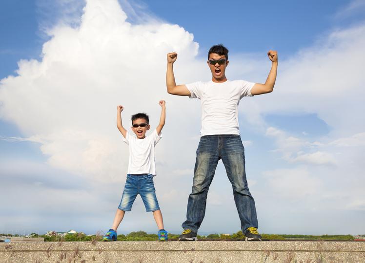 子供に対してだけじゃない。断固として揺るぎない「父親の声」を使うべき ...