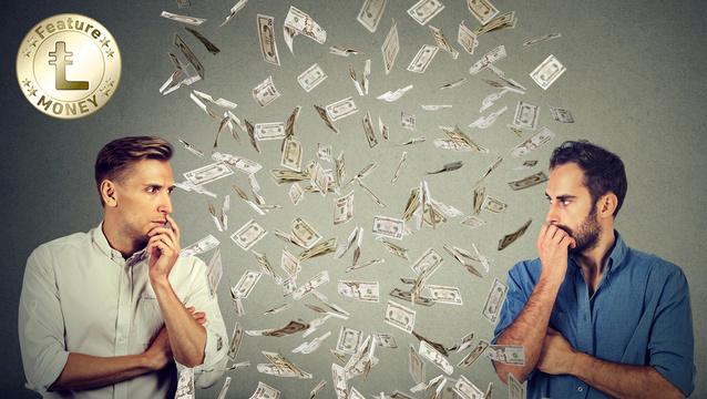 お金の使い方は、知らないうちにまわりの人の影響を受けている
