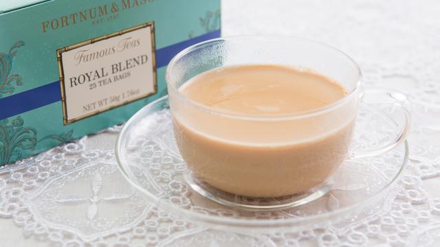 紅茶以外でおいしいミルクティーができるお茶を徹底検証!