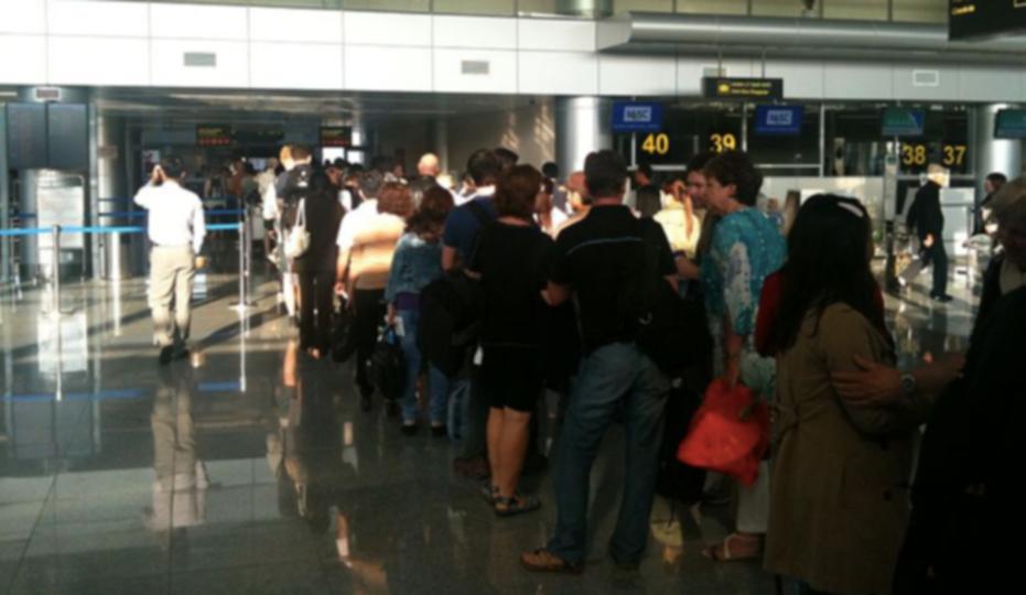 空港に着く前にセキュリティチェックの行列状況がわかるアプリ「TripIt」