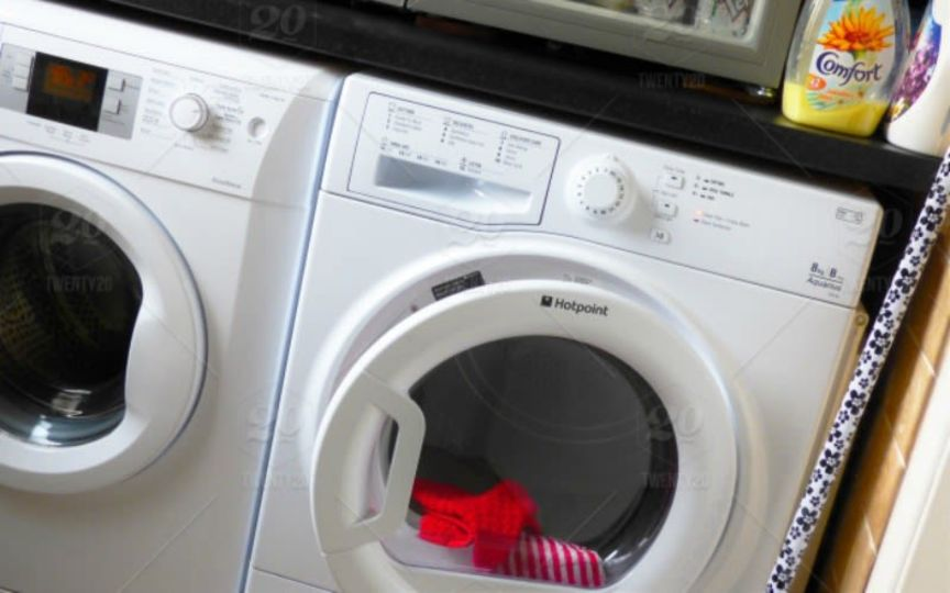 掃除するのを忘れがちな「洗濯乾燥機の中」の簡単な掃除法