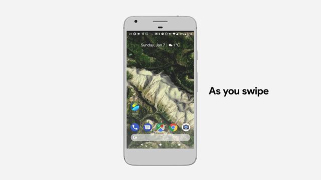 Google Earthのようなインタラクティブな壁紙が手に入るAndroidアプリ