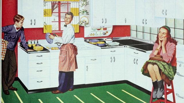 キッチン用のスポンジを清潔に保つには、油性ペンで用途と日付を書こう