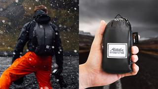 旅のサブバッグに最適。手のひらサイズに折りたためる24リットル防水バックパック【今日のライフハックツール】