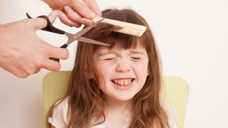 子どもの散髪で失敗しないためのアドバイス