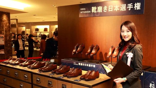 靴は磨いた人の精神性を映し出す。日本一の靴磨き職人の仕事を通して感じる美学とは
