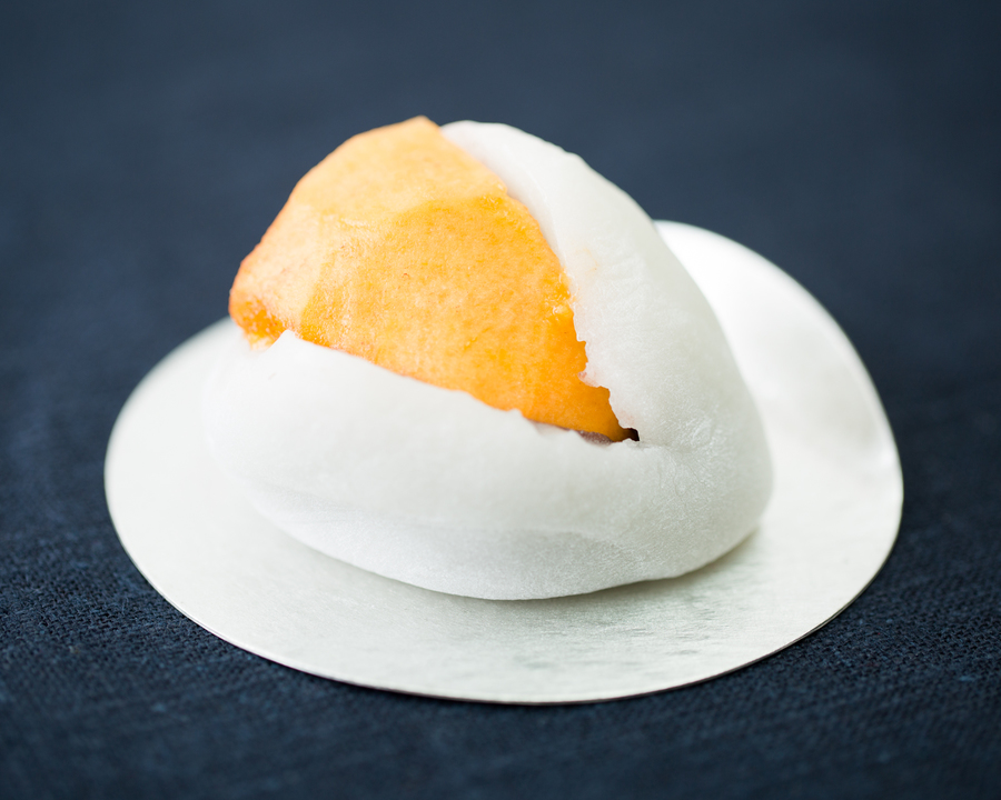 大福に合うフルーツ検証_カキ