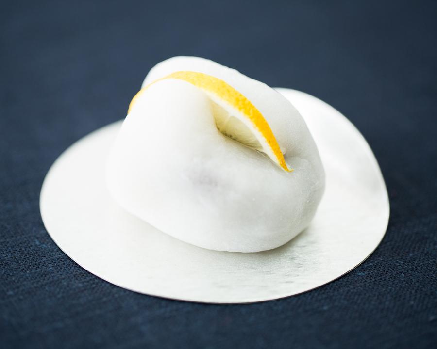 大福に合うフルーツ検証_レモン