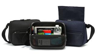 ノートPCを運びたい、でもバッグは小さいのがいい。という人のための『PCより小さいPCバッグ』【今日のライフハックツール】