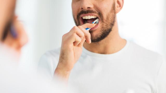 スクワットを歯磨き中にすることにすると習慣化しやすい