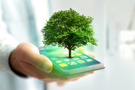 スマホいじりを我慢すると木が育つ。育成ゲーム的なスマホロックアプリで集中して仕事ができそう【今日のライフハックツール】
