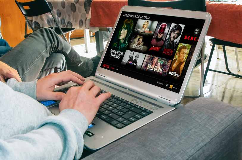 遠方の友人とNetflixを同時視聴できるChromeの拡張機能『Netflix Party