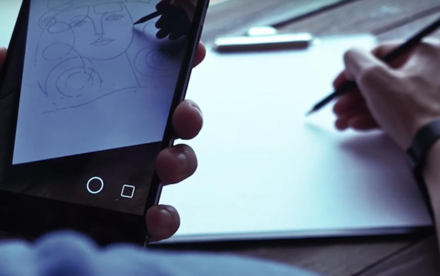 ARを使って、プロ並みの絵が描けるアプリ『SketchAR』