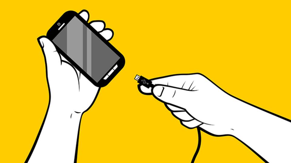 スマホのバッテリーは好きなタイミングで充電 バッテリー寿命が短くなることはない