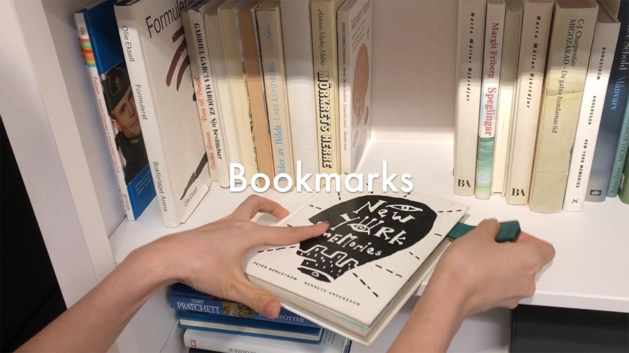 11Bookmark