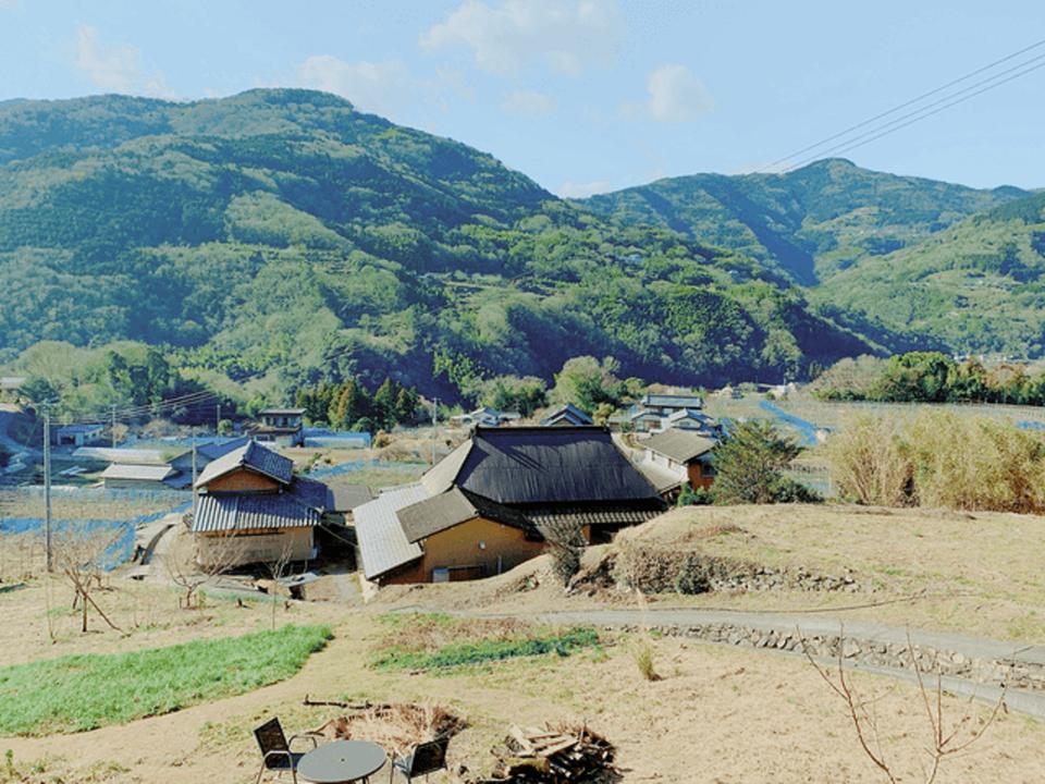過疎地の古民家