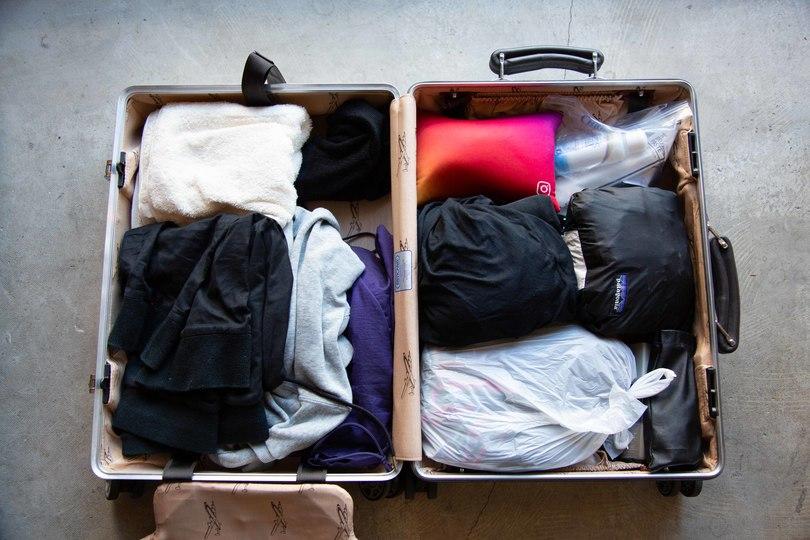 72186822dc89 アドレスホッパーの所持物はこのスーツケースに入るだけ | ライフ ...