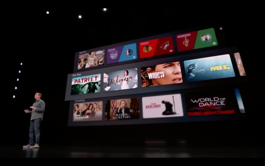 Apple TVの発表