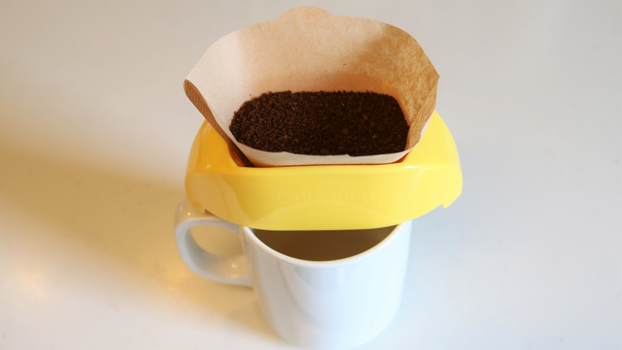 コーヒードリッパー、カフェ・ウノのレビュー